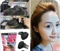 Min Order $15(mixed order) princess head plate made Puff styling hair tools bangs paste 1341