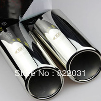 Q3 stainless steel exhaust end pipe  Good Tech hot item