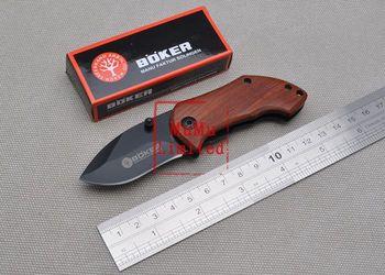 Boker - DA33 Mini Folding Pocket Knife Utility Knife 56HRC 440C Best Gift