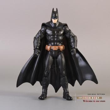 "5pcs/lot Free Shipping DC Super Hero Batman The Dark Knight Rises PVC Action Figure Collection Model Toy 7""18cm HRFG011"