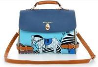 Women's handbag 2013 fashion handbag shoulder bag messenger bag  ,Free shipping