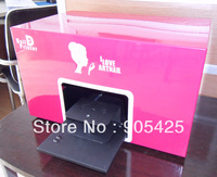 2013Hot  new digital nail printer ,model NPA-P5 free shipping by DHL