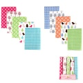 4pcs/lot Free Shipping  USA Luvable Friends 4-Pack Flannel Receiving Blankets(China (Mainland))
