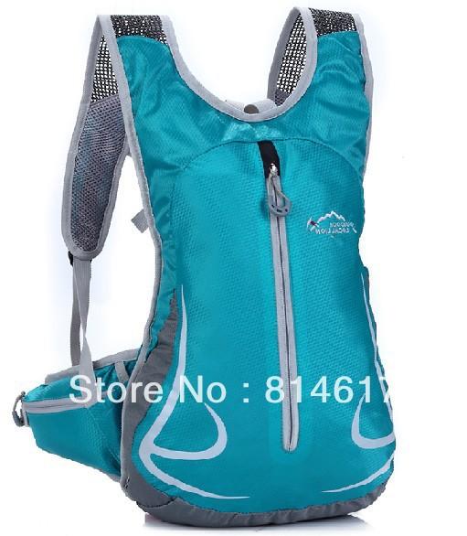 nuevo 2013 pequeño al aire libre viajando mochila de alpinismo de