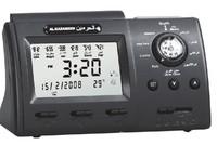Brand New Automatic aomplete azan for all prayers Islamic Azan clock Alarm Clock Muslim prayer azan clock black color