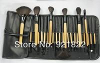 2014 Hot selling! free shipping high quality Bob 24pcs makeup brushes