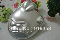 2013 Free Shipping Bird Shaped Cake Pan Cake Decoration Tool  Metal Cake Mould Cake Baking Pan