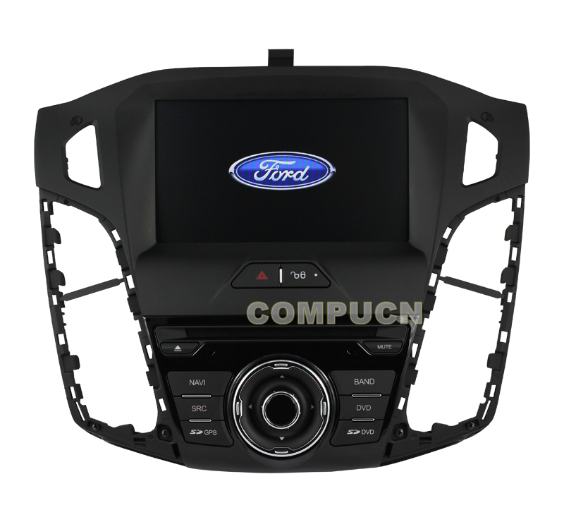3G Car Audio Video Head Unit For FORD FOCUS 2012 With DVD GPS Navi RDS Radio Bluetooth iPod TV, Support Car Original Features(China (Mainland))