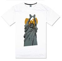 Free shipping 2013 short sleeve t shirt wu tang hip-hop t short men 100%cotton t_shirt