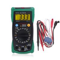 Professional Non-Contact LCD Display Electrical Handheld Tester Range MASTECH MS8233C Digital Multimeter Detector Multimetro