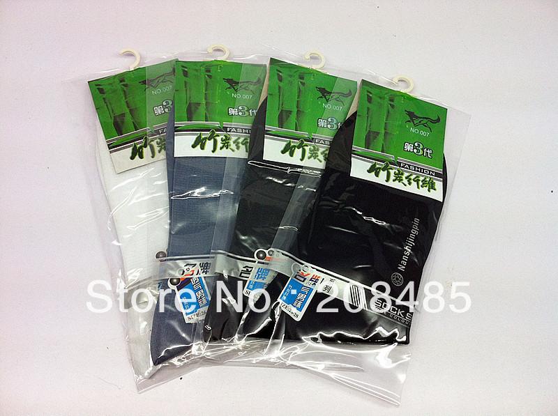 12pcs/lot,Bamboo charcoal/Bamboo fiber sox/ men's socks,deodorant,Sweat-Absorbent,Breathable,black/gray/dark blue/white mixed(China (Mainland))