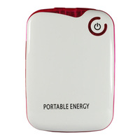 5000mAh mobile battery charger with 1.5A output