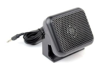 10PCS CB Ham Radios Mini External Speaker NSP-100 For Kenwood Motorola ICOM Yaesu Walkie talkie J0076A  Fshow