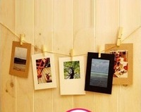Min.order is $15 (mix order)  twiner clip `wall paper frame paper wall photos