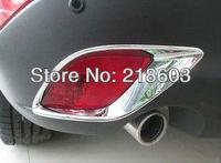 High quality Rear Fog light Lamp Cover Trim FOR Mazda CX5  CX-5 2011-2013