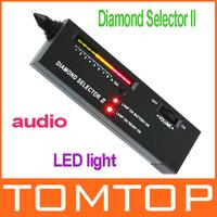 Portable Diamond Selector II  Gemstone Tester Tool Jewelry Jewellery Tools and Equipment 2014 New Ring Measurement Tool