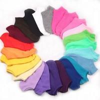 6 color Factory price  20pieces=10 pairs   A112  wholesale manufacturer of pure color sheet business men socks