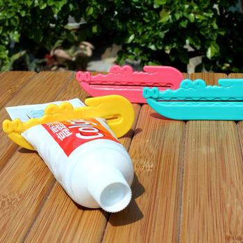 10 x New Toothpaste Tube Squeezer Easy Dispenser Crocodile #3532