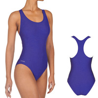 fast shipping DECATHLON sports women's trigonometric one-piece swimsuit  swimwear lady's swimming suit,nice design quality