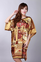 Wholesale Price, casual dressing gown, fashion bathrobe, loose pajamas, costume pajamas, a strong Chinese style!