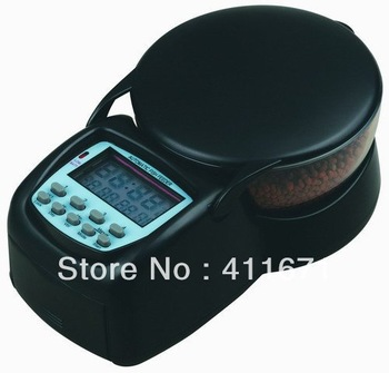 Freeshipping, new ff-03 Aquarium Fish Food Feeder Automatic Tank Digital Timer