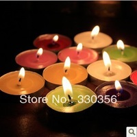 The romantic color Aromatherapy environmental smokeless candle aromatherapy candles