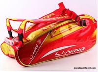 2014 NEW FASHION DESIGN, BRAND NEW SUPER DEALER Badminton bag backpack GDES054-1 SIX RACKET LOADING BADMINTON BAG Free shipping