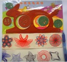 Cartoon Magical Drawing Board Drawing Tool Animal Puzzle CMA0016(China (Mainland))