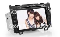 HD 2Din  CRV Car CD DVD GPS Player Stereo BT ATSC-T TV Ipod USB