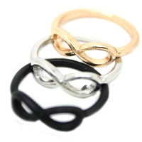 Minimum Order $6 New Arrival  Items 2013 Endless Love Infinity Rings Cheap Lovelyt Fashion Jewelry Women Wholesale Retail R108