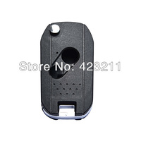 Flip Folding Remote Key Shell Case For Honda Accord Civic CRV Pilot 2BT  FT0069