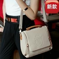 2014 New Fashion women handbag vintage bag shoulder bags messenger bag female small   free shipping B001