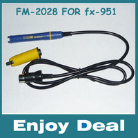HAKKO FM-2028 soldering handle soldering iron for HAKKO FX-951 soldering station compatible , Freeshipping