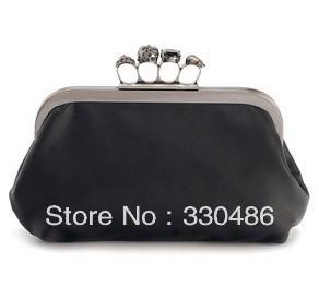 Hot sale black 2013 fanshion handbag(China (Mainland))