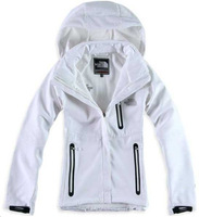 Free shipping 2013 New women's outdoor soft shell charge clothes fashion Spring autumn hoodie coat jacket 2109