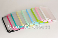 10pcs/lot New Colorful Candy double color PC+TPU soft back Cover case for Samsung GALAXY Note 2 N7100