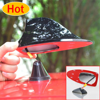 Newest design  special radio shark fin antenna signal shark fin WITH BLANK fit Hyundai ix35 3M adhesive