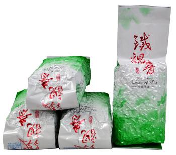 Promotion! 125g top grade Chinese Anxi Tieguanyin tea,Oolong,Tie Guan Yin tea, Health Care tea, Vacuum Pack, CTT02,Free Shipping