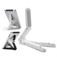 free shipping Portable Folding Stand Holder Support for iPad  iPad 2 3 4 mini   / New iPad  Samsung Galaxy Tab Tablets