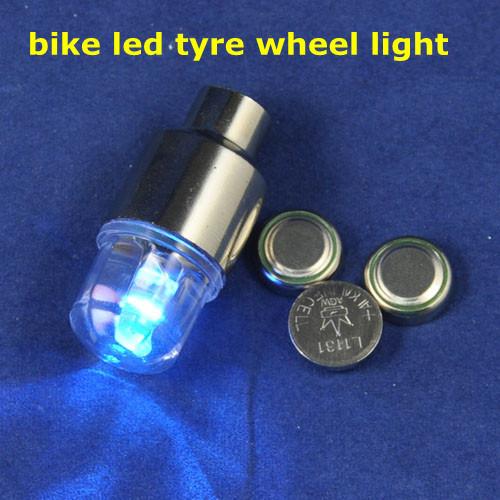 20pcs/lot, Novelty,automatically ON/OFF,flash light,vehicle/bicycle/bike motorbike led rgb tyre wheel light,Retail(China (Mainland))