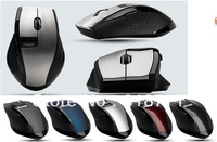 100% Brand New 2.4GHz Rapoo 3200 Ergonomic USB Wireless Laser PC Mouse Optical Mini Adapter bluetooth Free shipping