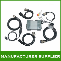 Lowest price 2013 A+++ quality auto diagnostic tool mb c3 star mercedes benz diagnosis multiplexer Free Shipping(China (Mainland))
