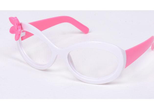 Bicolor Glasses Bicolor Frame Glasses