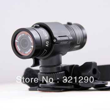 2013 New Arrivals Multi-Functional FULL HD 1080P Mini DV Outdoor Sport Bicycle Action Camera Camcorder DVR Free Shipping