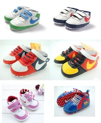 SanFu- baby boy and girl first walkers home toddler sneakers shoes size 2 3 4 in US free shipping(China (Mainland))
