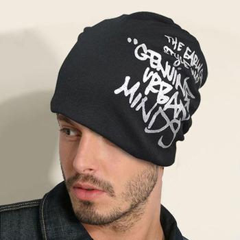 Wholesale New winter graffiti alphabet set head cap couple tide cap the British hat wholesale Free Shipping
