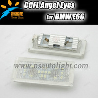 2013 New 18 leds No Error Hid White LED License PlateLlights, 12V, 24V100% Factory Sell Led License Light for Bmw e66