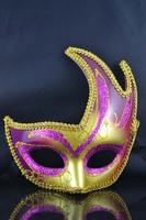 5pcs/lot Free shipping Wholesale Masquerade Mask,  swan pattern Party Mask-purple