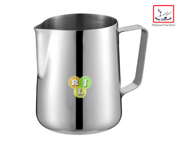 High Quality 0.35L 350ML Stainless Steel Milk Jug, Coffee Frothing Jug, Coffee Pot, Latte, Tea Pot, Kettle, Coffee Equipment(China (Mainland))