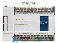 XC3 serie PLC XC3-24T-E 14-point NPN Inputs 10-point Transistor Outputs AC220V New